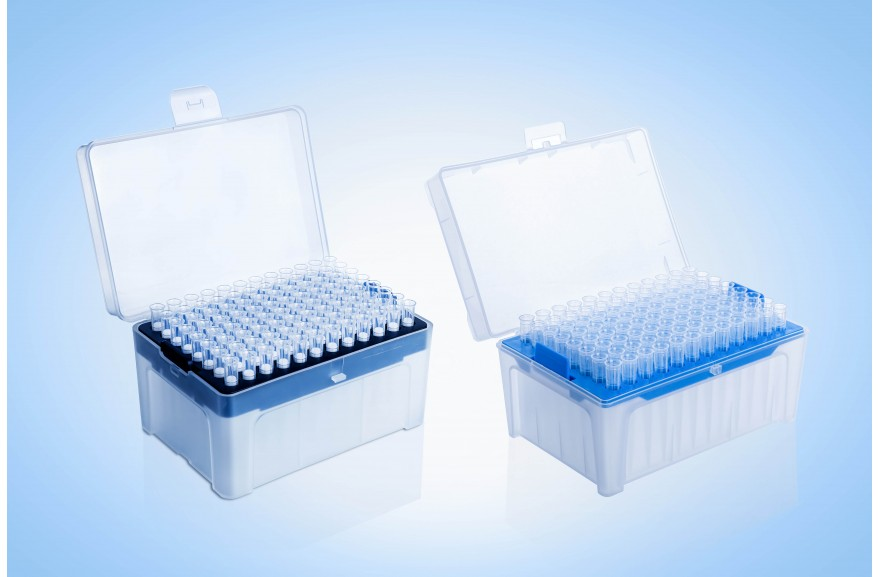 Universal tips with filter for dispensers 10 μl-1000 μl