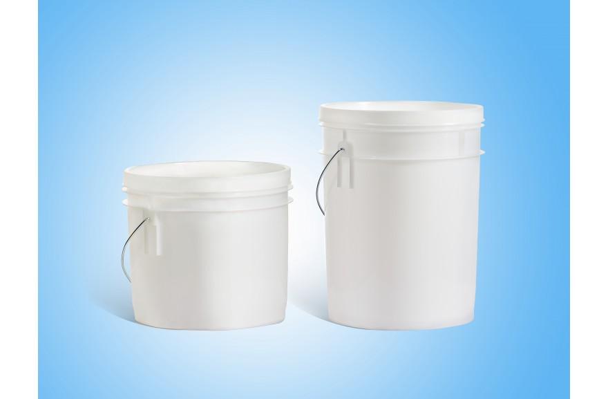 White barrels